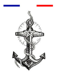 Tatouage Ancre Marine Œil