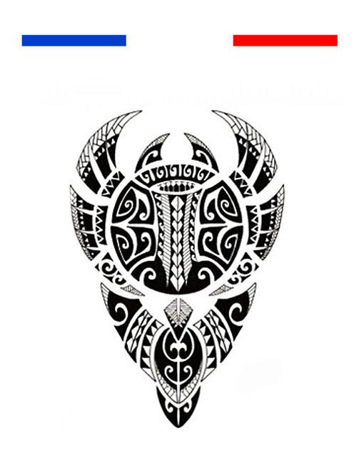 tatouage maori bras paule noir mon petit tatouage. Black Bedroom Furniture Sets. Home Design Ideas