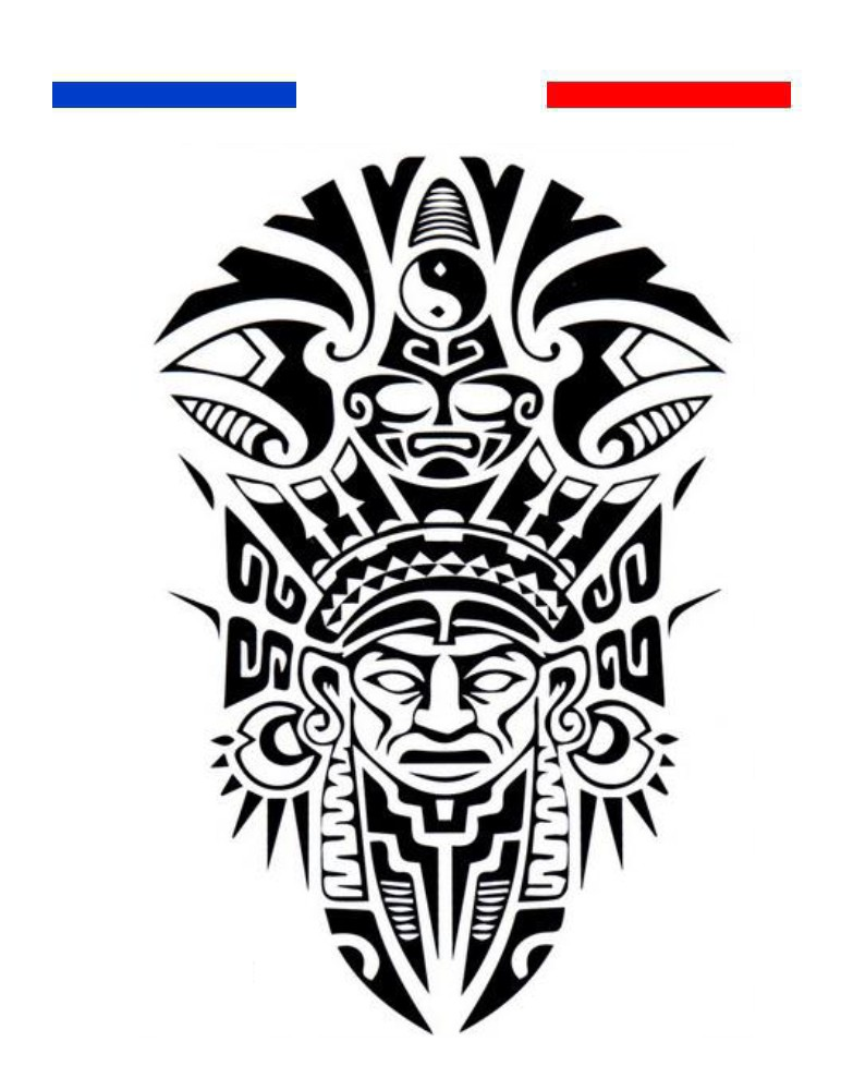 Tatouage Maori Iniden Tribal Bras Biceps Noir Mon Petit Tatouage