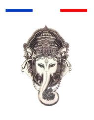 Tatouage temporaire éléphant thai dieu