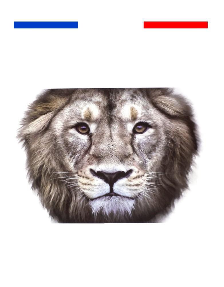 Tatouage Tete De Lion Realiste Couleur Bras Mon Petit Tatouage